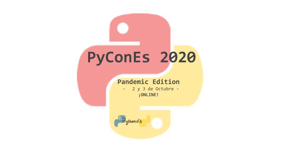 Pycones 2020