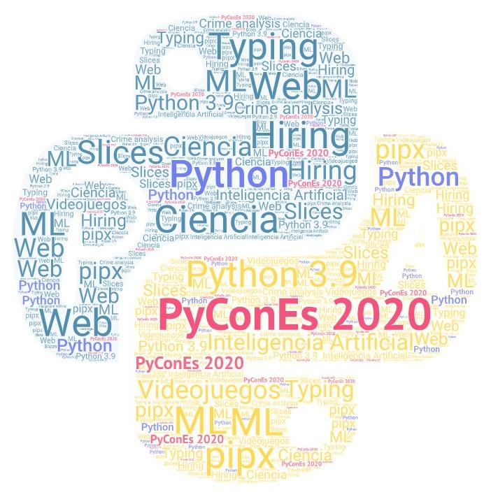 Pycones 2020 agenda