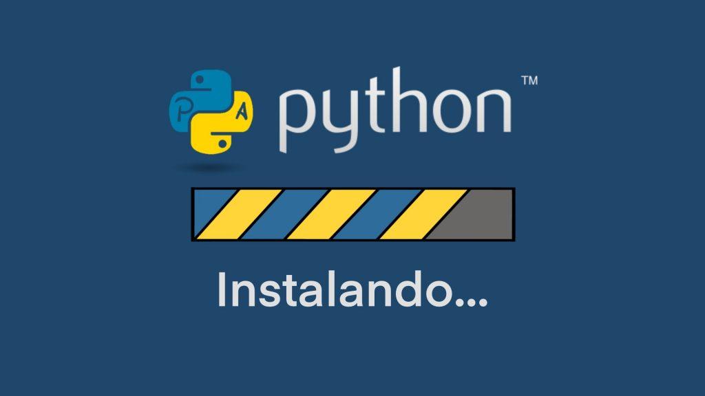 Como Instalar Python