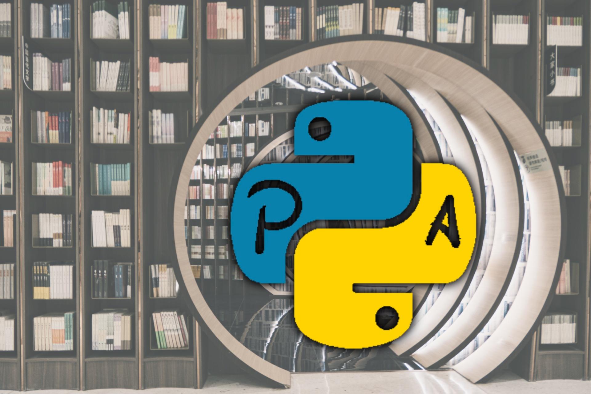 Libros de Python