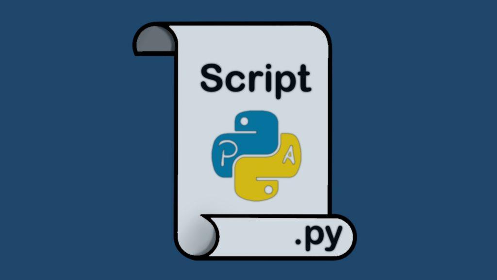 scripting en Python