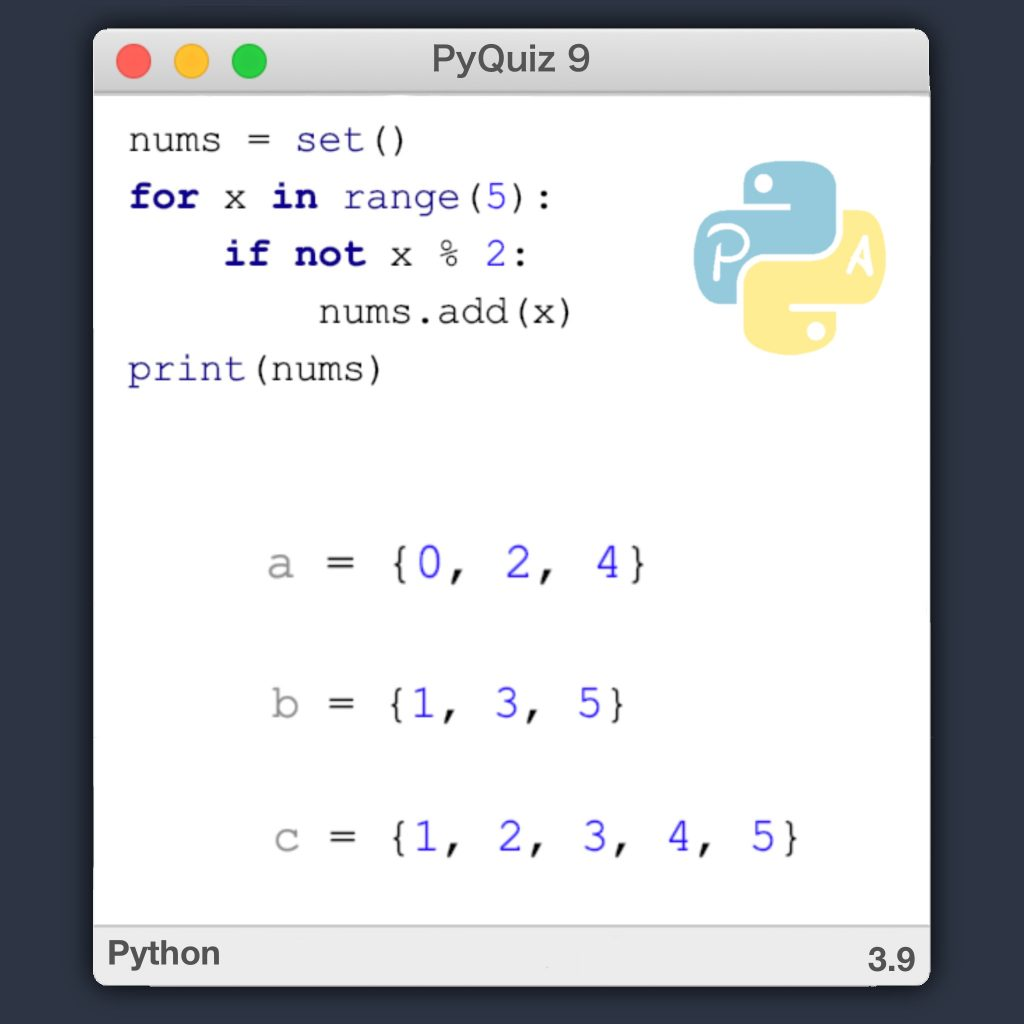 Pyquiz 9 - Cómo identificar números pares en Python
