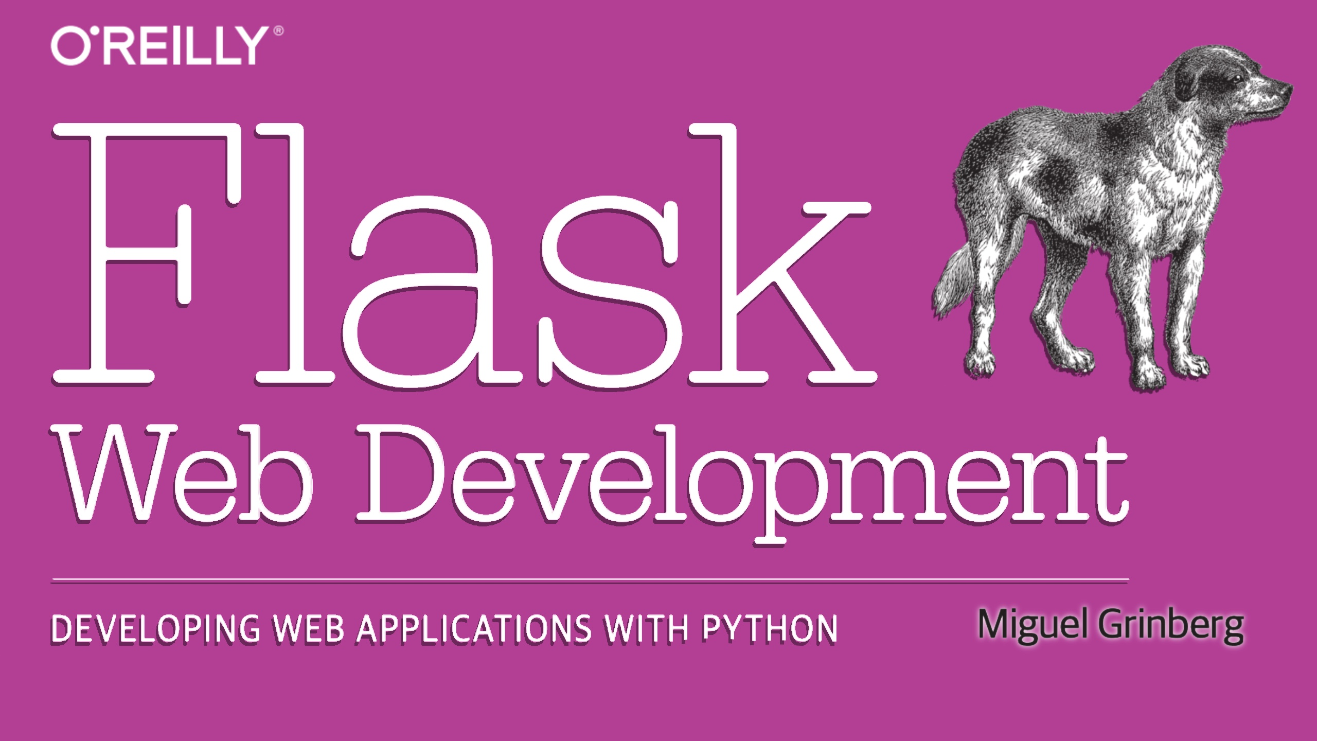 flask web development miguel grinberg oreilly