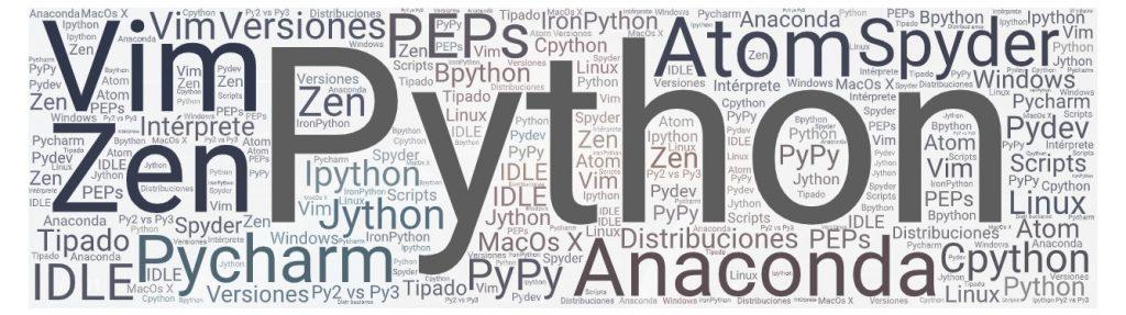 Python a fondo Basico