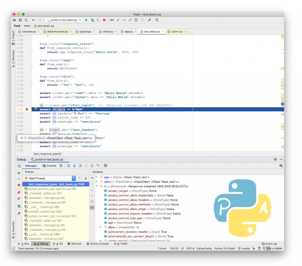 Python Code Inspect